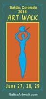 22nd Annual Salida ArtWalk is June 27-29