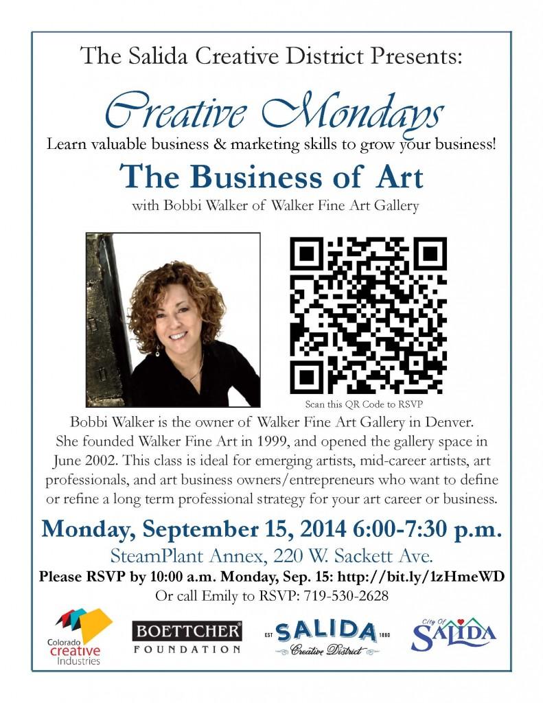 Creative Monday_ flyer_Sept_15_2014_Bobbi_Walker