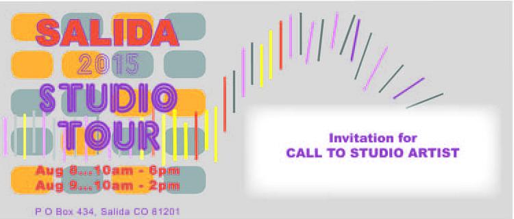 CALL FOR STUDIO ARTISTS 2015 Salida Studio Tour
